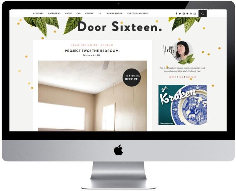 Door sixteen